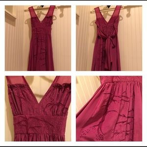 Tracy Reese Silk Dress NWOT